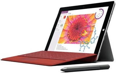 Surface 3(1645)  爆玻璃 / 爆LCD $1850