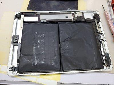 iPad換電,iPad電池發脹,iPad維修