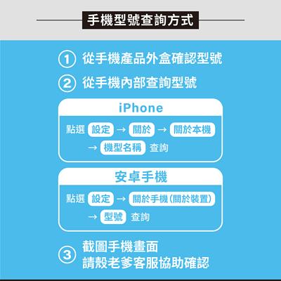 手機型號查詢方式