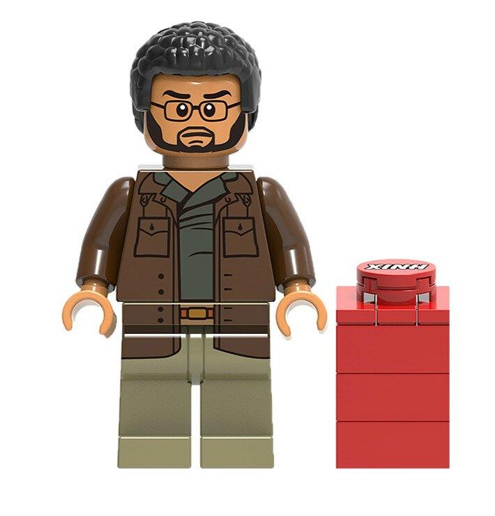 Bill Foster Custom Minifigure USA Seller