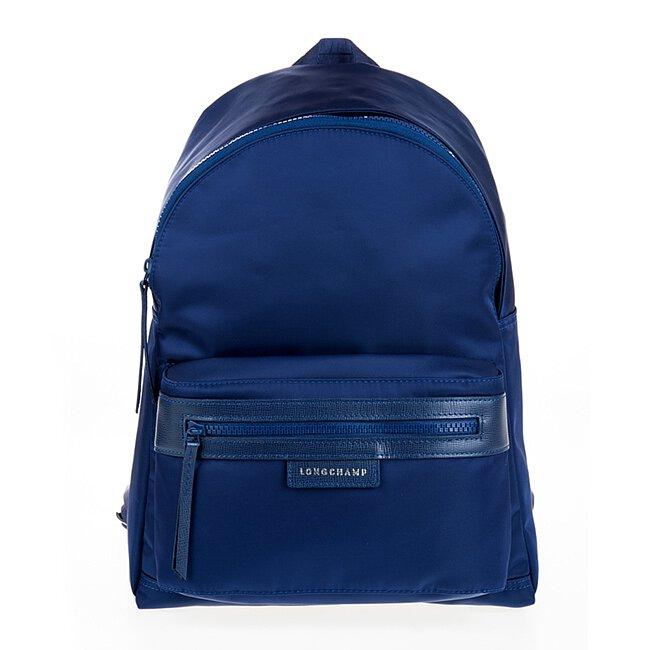 193afb5d1485 Longchamp Le Pliage Neo 厚尼龍後背包(大/深藍)