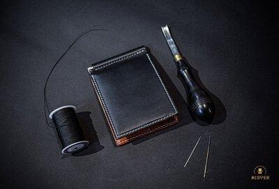 Mister 義大利植鞣牛皮 手作課程 手做課程 情人節禮物 情人節  皮革 皮夾 皮包 零錢包 卡夾 證件套 體驗課