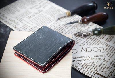 Mister 馬韁革牛皮 手作課程 手做課程 情人節禮物 情人節  皮革 皮夾 皮包 零錢包 卡夾 證件套 體驗課