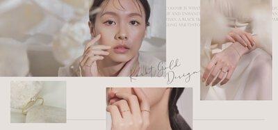14K金系列|Miestilo Jewelry設計師輕珠寶品牌|舒飾質感每一刻