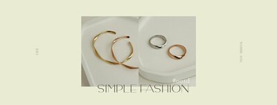 New In新品|Miestilo Jewelry設計師輕珠寶品牌|舒飾質感每一刻