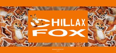 """<img src=""""Chillax Fox.jpg"""" alt=""""Chillax Fox,Masion Kistune2020春夏放鬆狐狸"""" >"""