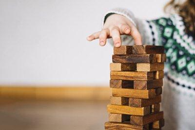 有木 UMU 原木能幫助孩子提升專注力