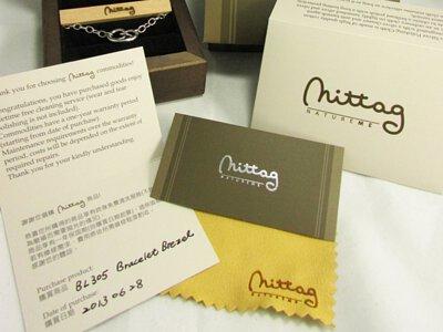 mittag jewelry|品牌保證卡、拭銀布