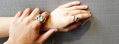 couples 情侶│mittag jewelry
