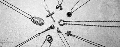 necklace 項鍊│mittag jewelry