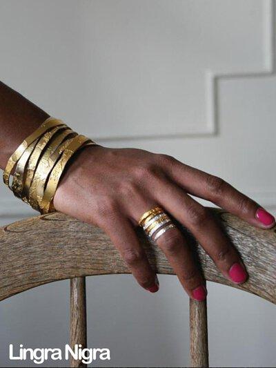 追求手感的非工業化銀飾風格