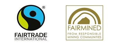 像您介紹Fairtrade International 與Fairmined兩個公平交易金屬單位