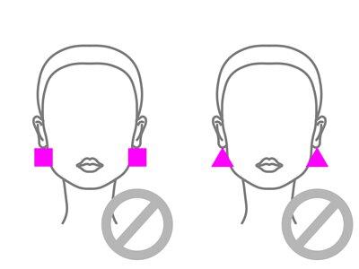 mittag jewelry教您方臉的耳環穿戴方法