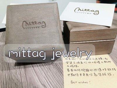 飾品。你的飾品你的態度『mittag jewelry』