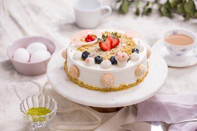 開心萃提蛋糕