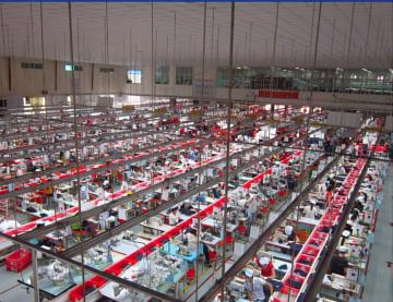越南成衣廠
