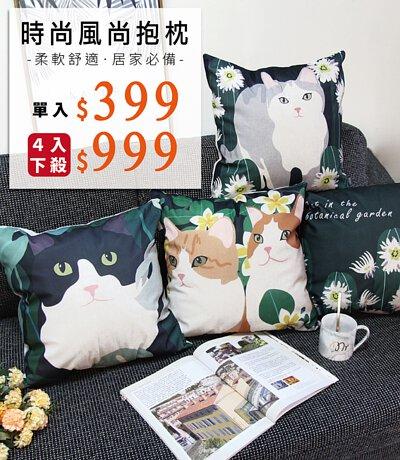 TROMSO 暖心抱枕任選3入999元