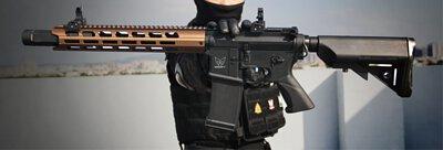 modify-airsoft-electric-rifles-xtc-with-tan-mlock-handguard
