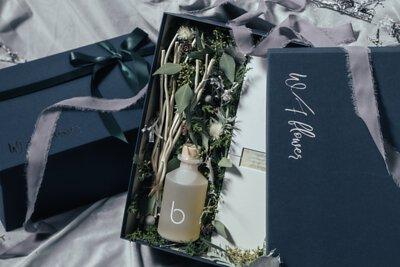 室內擴香花盒