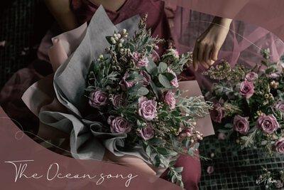 海洋之歌系列鮮花