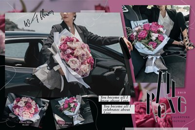 All Rose系列鮮花