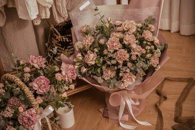 TENDER 康乃馨系列鮮花