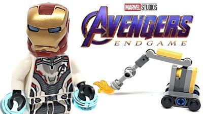 Lego, disney,TakaraTomy,endgame,30452,Avengers