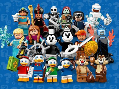Lego, disney,TakaraTomy,endgame,30452,Avengers,highspeed