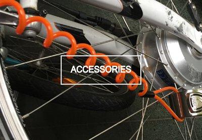 Kovix Accessories