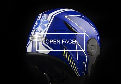 ZEUS 開面式 Open Face