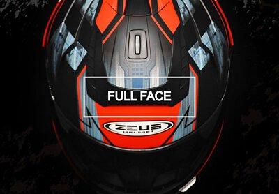 ZEUS 全罩式 Full Face