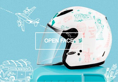 SOL 開面式 Open Face