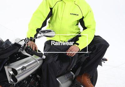 雨衣 Rainwear
