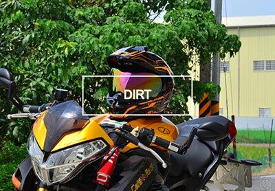 越野盔 Dirt