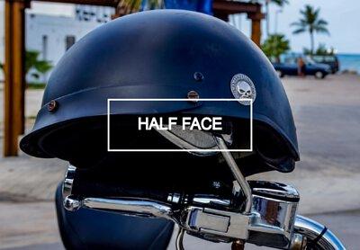半盔 Half Face