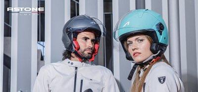Astone 開面式頭盔 Open Face