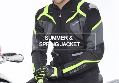 Benkia spring summer jacket