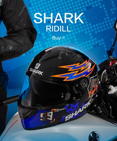 SHARK Pulse RIDILL
