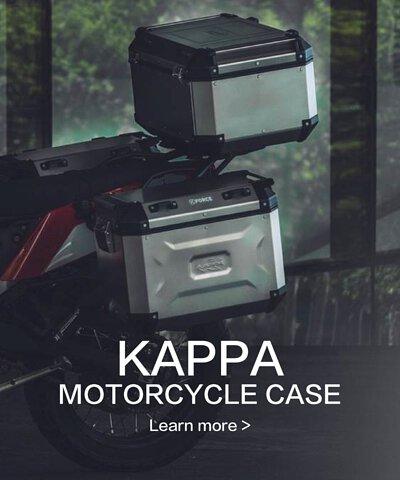 Kappa Motorcycle Case
