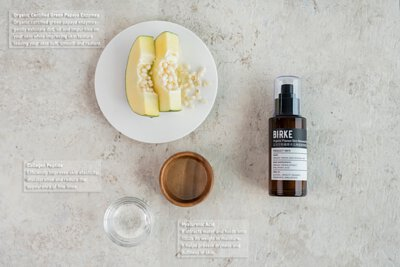 Organic Papaya Skin Renewal Mist ingredient