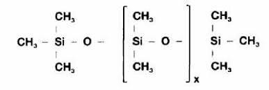 矽靈化學結構