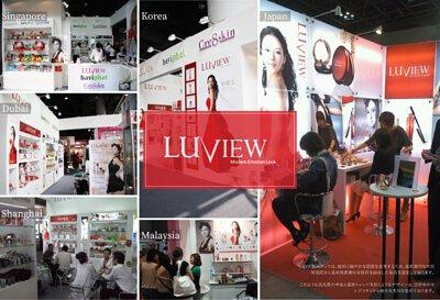 路薇兒LUVIEW在日本、韓國皆設有專櫃。