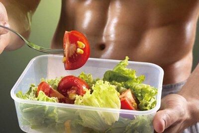 呷菜,哪欸長肌肉?