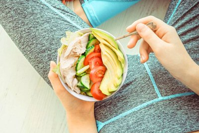 運動前這樣吃讓你不累不累