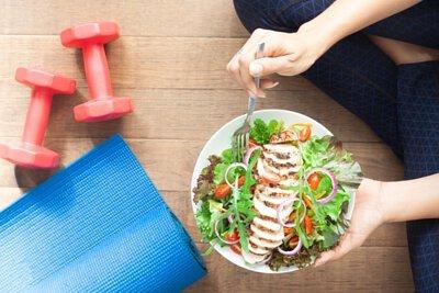 想要讓運動事半功倍,把握進食時機和攝取足夠蛋白質