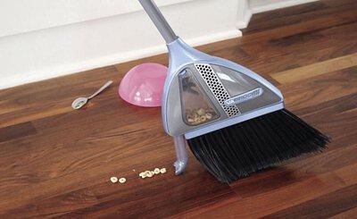掃把吸塵器