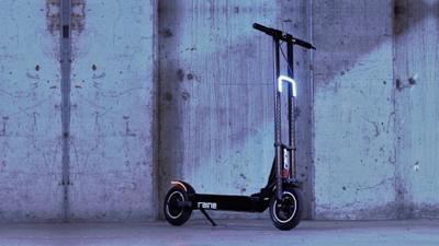 The Raine One Electric Scooter,電動自行車,電動車,塞車,交通,折疊車,代步,代步工具
