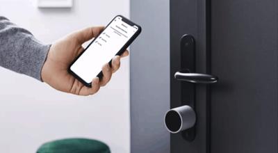 智能門鎖,Netatmo,安全門鎖,智慧門鎖,門鎖