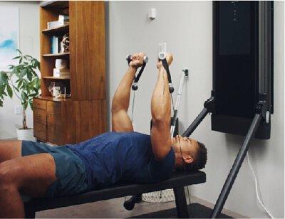 Tonal, 居家健身器材, 健身器材, 健身設備, 運動器材, 智能健身器材