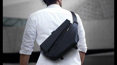 Radiant Urban Sling, 防盜包, 防盜背包, 側肩包